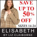 50% Off at Elisabeth by Liz Claiborne!